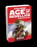 Допълнение за ролева игра Star Wars: Age of Rebellion - Rigger Specialization Deck - 1t