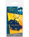 Ключодържател Pyramid - Doctor Who: Insignia - 1t