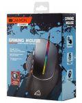 Гейминг мишка Canyon - CND-SGM12RGB, черна - 5t
