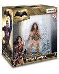 """Фигурка Schleich от серията """"Лигата на справедливостта"""": Жената чудо (Батман срещу Супермен) - 2t"""