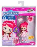 Фигурка Shopkins Happy Places - Valentina Hearts, Серия 3 - 1t