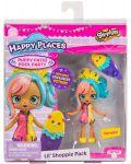 Фигурка Shopkins Happy Places - Coralee, Серия 4 - 1t