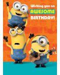 Музикална картичка Danilo - Minion Tickle: Birthday - 1t