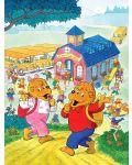 Пъзел New York Puzzle от 48 части - Училищни дни - 2t
