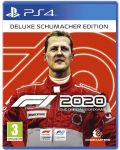 F1 2020 Deluxe - Schumacher Edition (PS4) - 1t