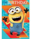 Музикална картичка Danilo - Despicable Me 3: Minion It's Your Birthday - 1t