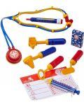 Докторски комплект Simba Toys - 10 ч. - 1t