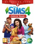 The Sims 4 Cats & Dogs Expansion Pack (PC) - 1t