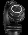Слушалки с микрофон Audio-Technica ATH-M50xBT - черни - 5t