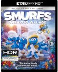 Смърфовете: Забравеното селце (4K UHD + Blu-Ray) - 3t