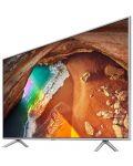 """Смарт телевизор Samsung  43Q60 - 43"""",QLED, QHDR, черен - 2t"""