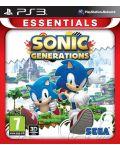 Sonic Generations - Essentials (PS3) - 1t