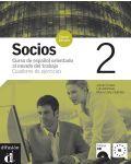 Socios 2 · Nivel B1 Cuaderno de ejercicios + CD - 1t