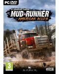 Spintires Mudrunner - American wilds Edition (PC) - 1t