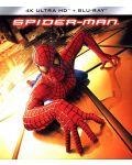 Спайдър-мен 1 (4K UHD Blu-Ray) - 1t