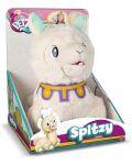 Интерактивна плюшена играчка IMC Toys - Плюеща лама Spitzy - 2t