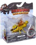 Екшън фигурка Spin Master Dragons Legends Collection - Meatlug - 2t