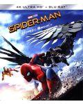 Спайдър-мен: Завръщане у дома (4K UHD Blu-Ray) - 1t