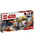 Конструктор Lego Star Wars - Транспортна Капсула на Съпротивата (75176) - 1t