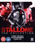Stallone Collection (First Blood/Cliffhanger/Lock Up) (Blu-ray) - 1t