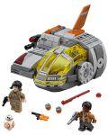Конструктор Lego Star Wars - Транспортна Капсула на Съпротивата (75176) - 5t