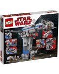 Конструктор Lego, Star Wars - Бомбардировач на Съпротивата (75188) - 10t