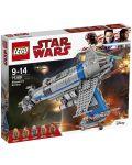 Конструктор Lego, Star Wars - Бомбардировач на Съпротивата (75188) - 1t