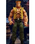 Street Fighter Action Figure Guile in Charlie Costume SDCC Exclusive 18 cm - 1t