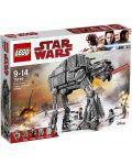 Конструктор Lego Star Wars - Heavy Assault Walker на Първата заповед (75189) - 1t
