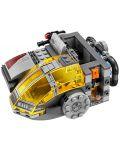 Конструктор Lego Star Wars - Транспортна Капсула на Съпротивата (75176) - 6t
