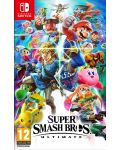 Super Smash Bros. Ultimate (Nintendo Switch) - 1t