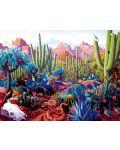 Пъзел SunsOut от 1000 части - Страната на кактусите, Стивън Морат - 1t