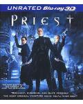 Свещеник 3D + 2D (Blu-Ray) - 1t