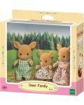 Комплект фигурки Sylvanian Families - Семейство еленчета - 1t