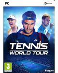 Tennis World Tour (PC) - 1t