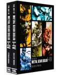 The Art of Metal Gear Solid I-IV (Collectable slipcase Hardcover) - 5t