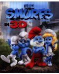 Смърфовете 3D + 2D (Blu-Ray) - 1t