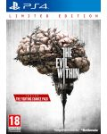 The Evil Within Limited Edition (PS4) - 1t