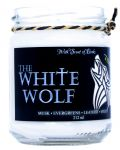 Ароматна свещ The Witcher - The White Wolf, 212 ml - 1t