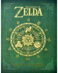 The Legend of Zelda: Hyrule Historia - 1t