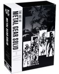 The Art of Metal Gear Solid I-IV (Collectable slipcase Hardcover) - 2t