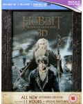 The Hobbit: The Battle Of The Five Armies - Extended Edition - 3D+2D (Blu-Ray) - 2t