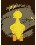 Threadless Big Bird - дамска S - 1t