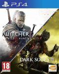 The Witcher 3 Wild Hunt + Dark Souls III (PS4) - 1t