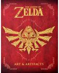 The Legend of Zelda: Art and Artifacts - 1t