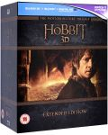 The Hobbit Trilogy - Extended Edition 3D+2D (Blu-Ray) - 1t