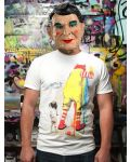 Threadless Not So Happy - мъжка M - 1t