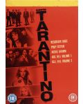 The Quentin Tarantino Collection (DVD) - 2t