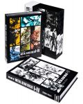 The Art of Metal Gear Solid I-IV (Collectable slipcase Hardcover) - 4t