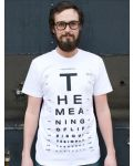 Threadless The Meaning of Life - XL - 1t